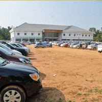 Car parking in TCC HALL (Palakkad)