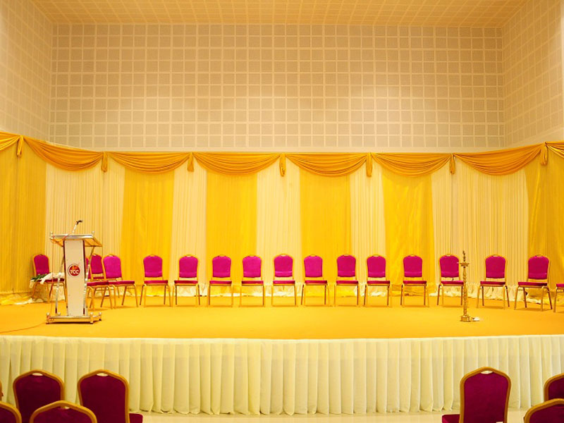 Best Stage for Marriage in TCC HALL