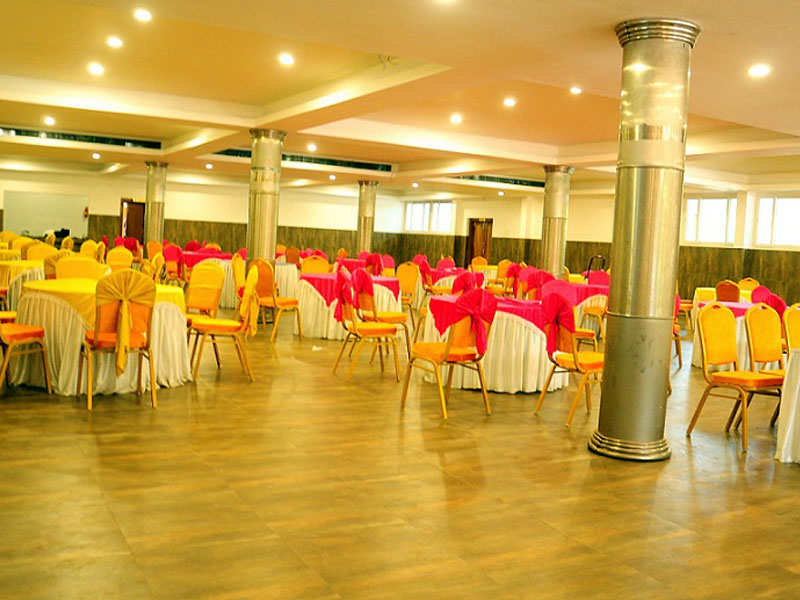 Dining in TCC HALL Palakkad